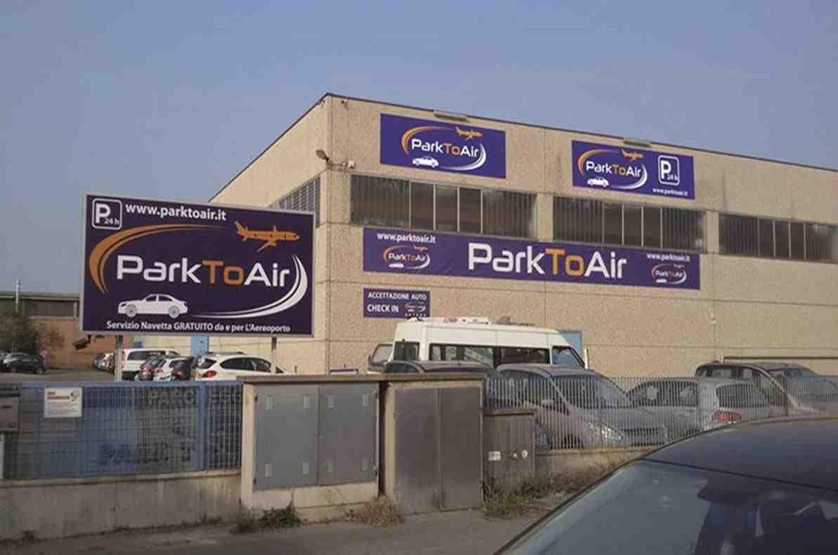 Park to air parcheggio Bologna