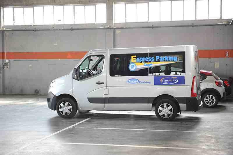 Express Parking parcheggio Linate navetta
