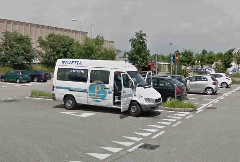 Orio parking parcheggio aeroporto Bergamo