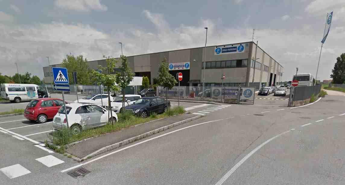 Orio parking parcheggio Bergamo